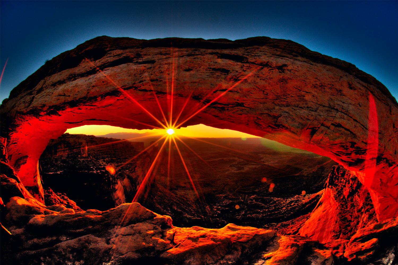 canyon landscape photography
