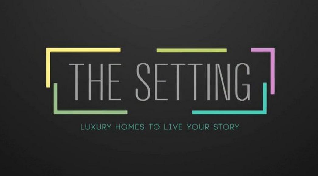The Setting Homes Logo