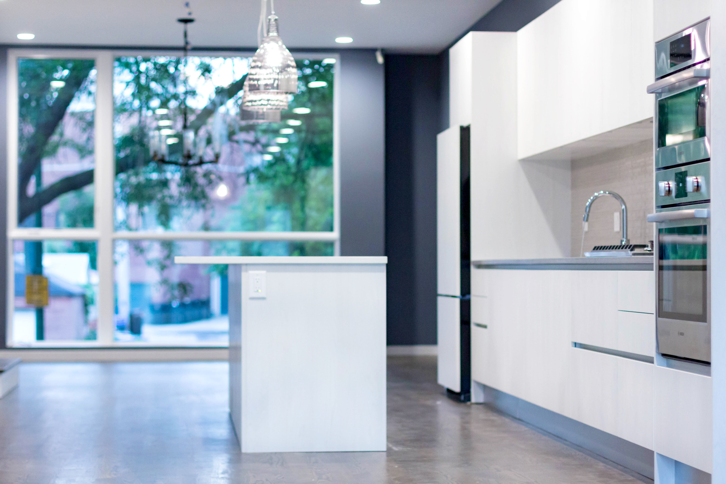 2440 West Ohio Chicago Interior Kitchen TARIS Real Estate