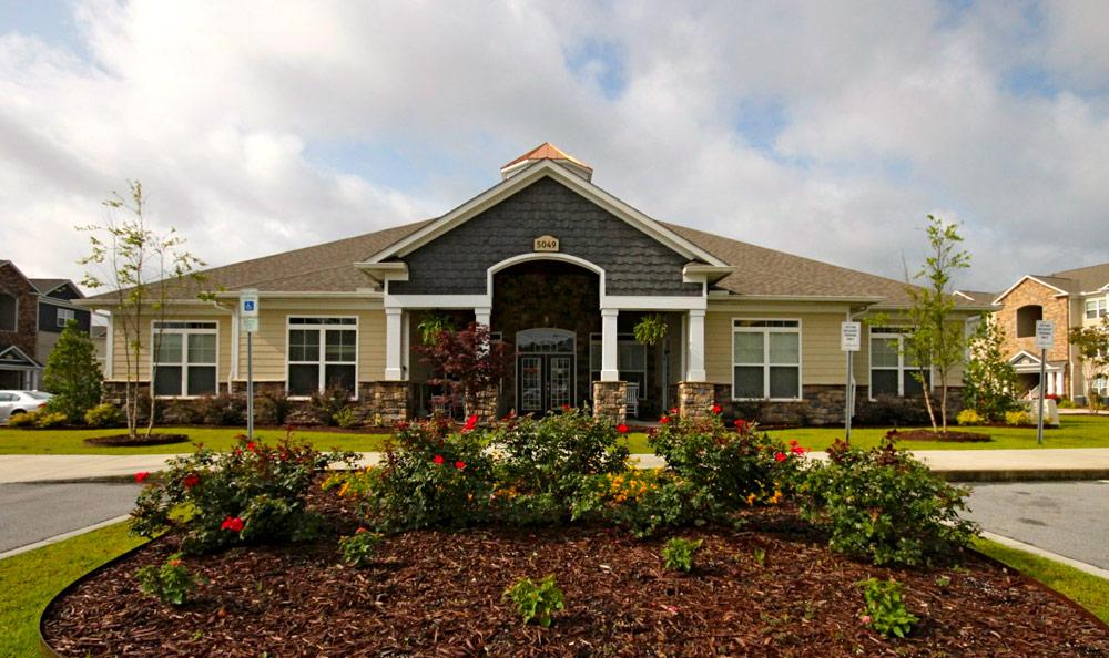 Arlington West Exterior Jacksonville North Carolina TARIS Real Estate