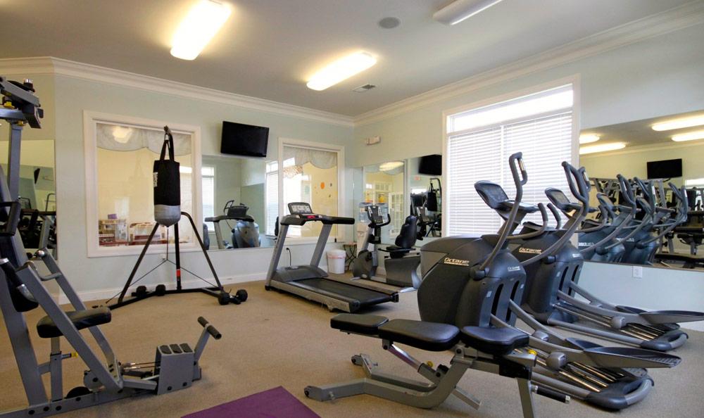 Arlington West Fitness Center Jacksonville North Carolina TARIS Real Estate