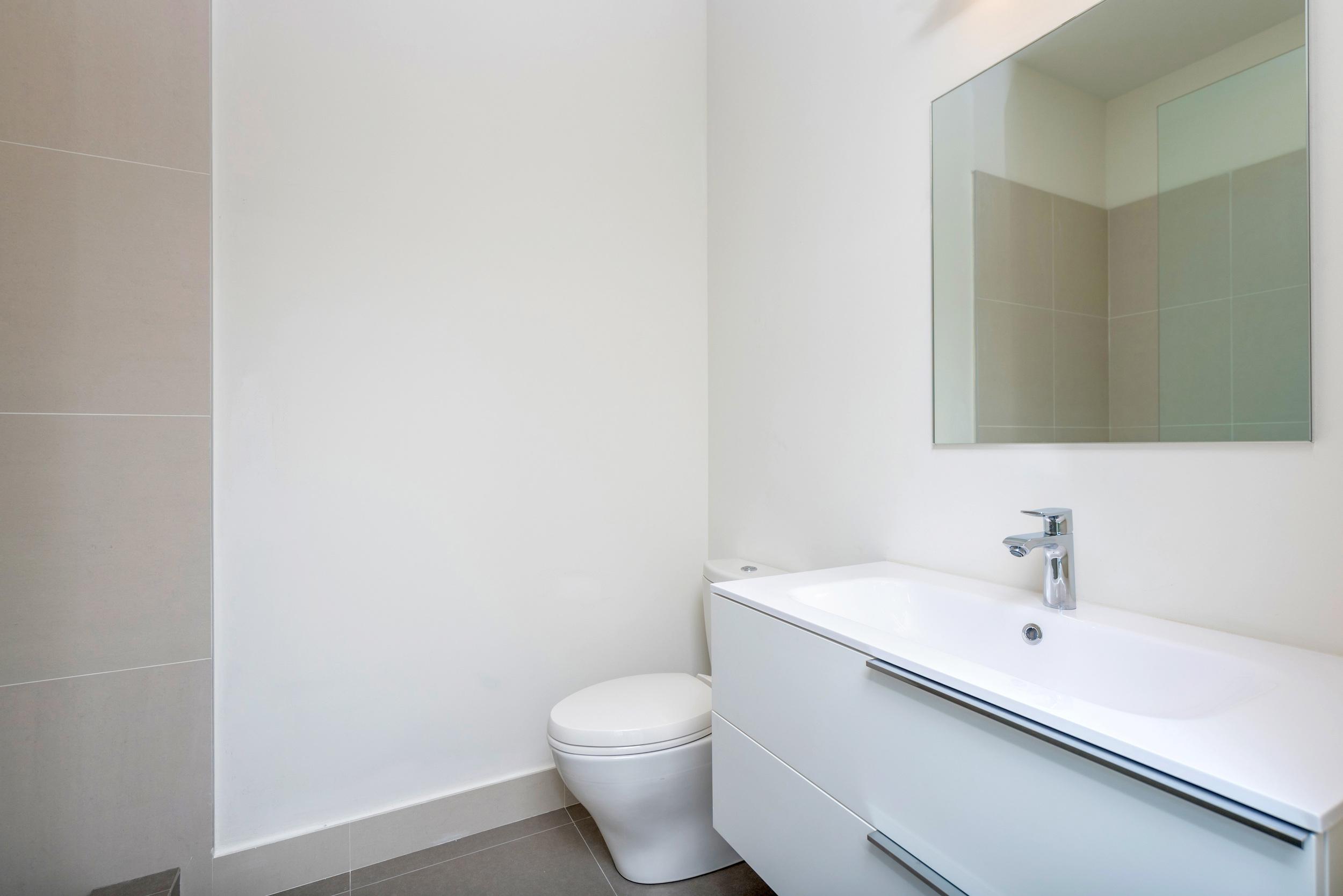 The Setting Homes Plum House Miami Florida Interior Bathroom TARIS Real Estate