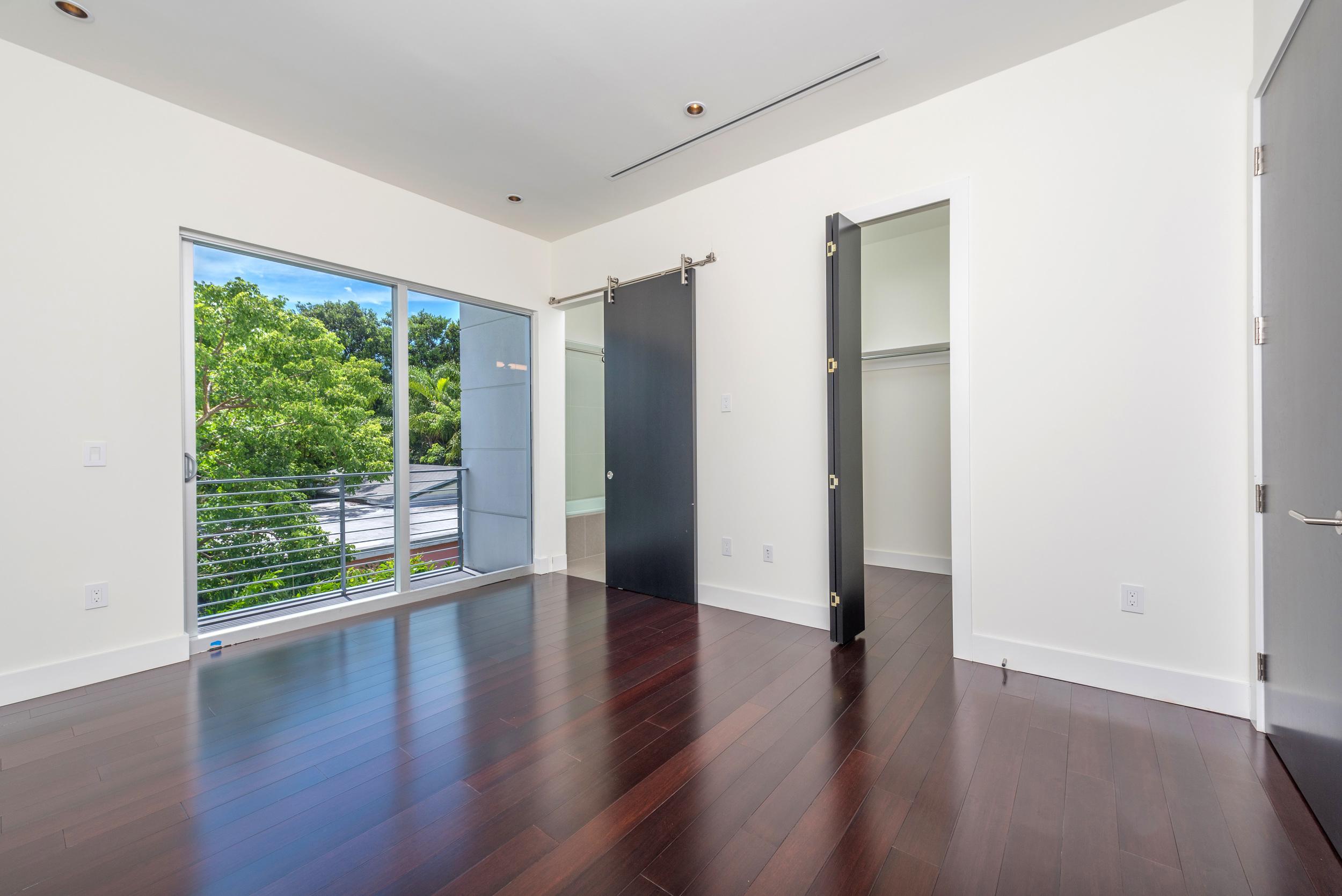 The Setting Homes Plum House Miami Florida Interior Bedroom TARIS Real Estate