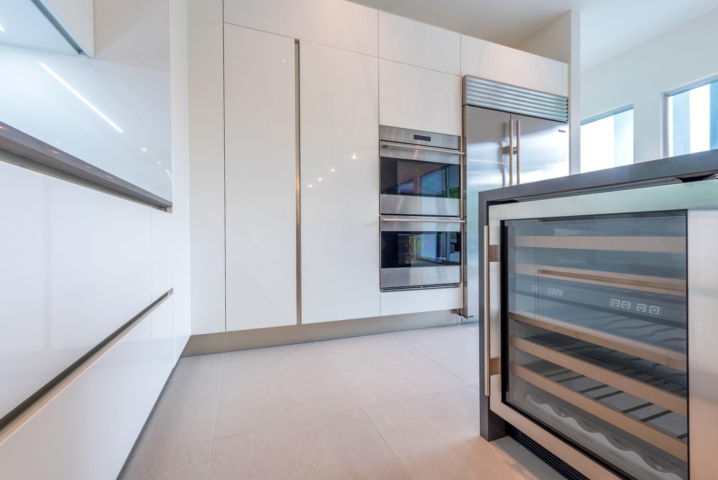 The Setting Homes Plum House Miami Florida Interior Kitchen TARIS Real Estate