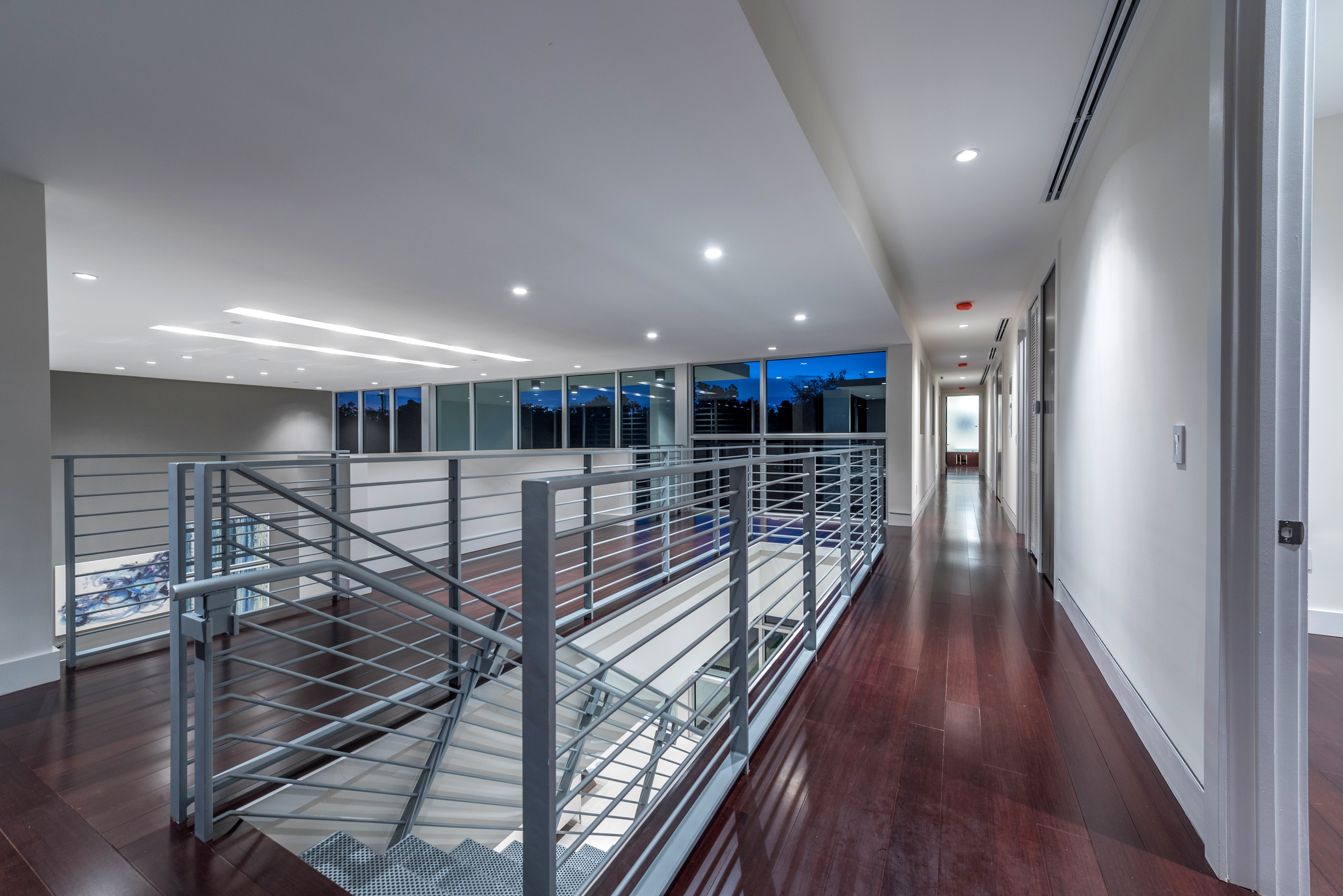 The Setting Homes Plum House Miami Florida Interior Stairs TARIS Real Estate