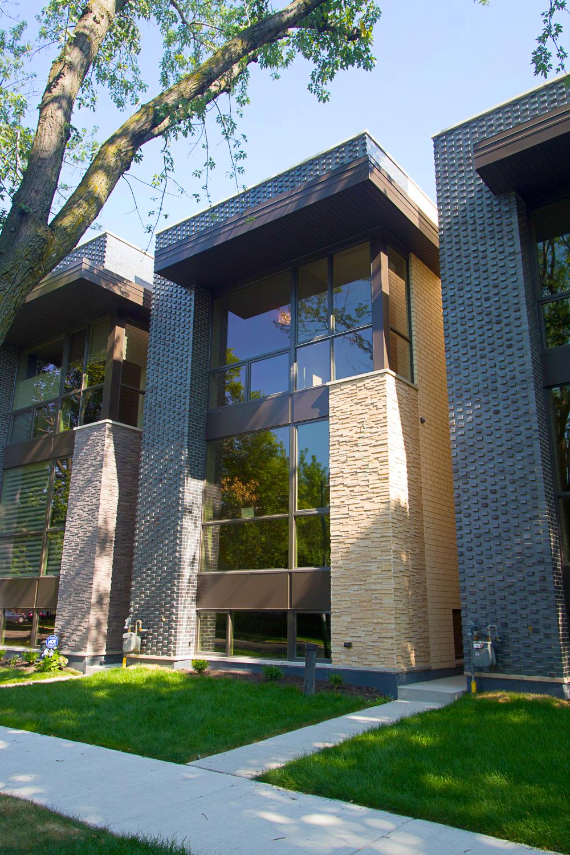 2442 West Ohio Chicago Exterior TARIS Real Estate