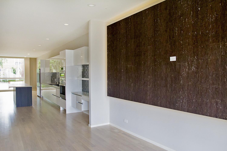 2442 West Ohio Chicago Interior Living Room TARIS Real Estate