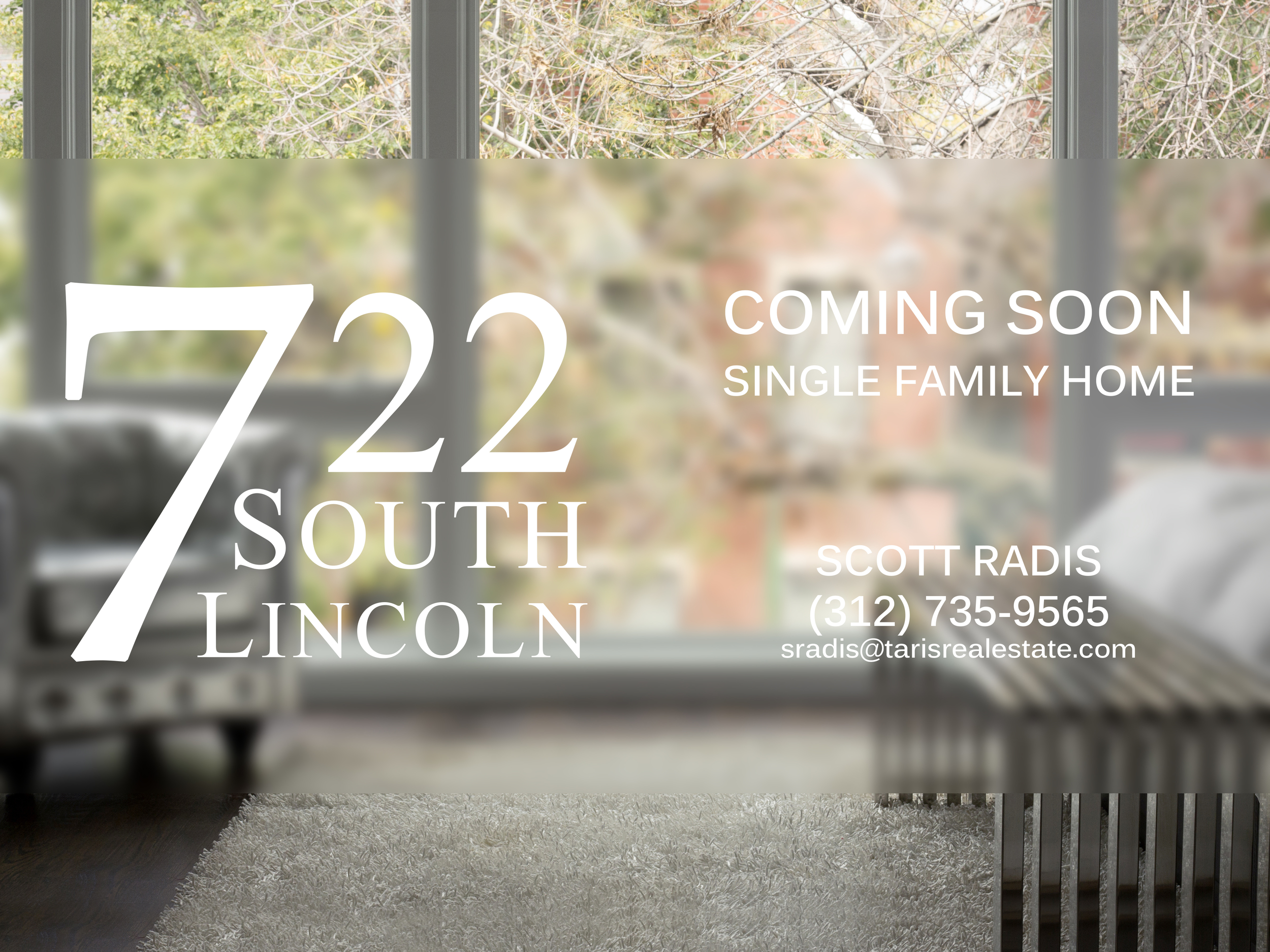 722 Site Coming Soon!