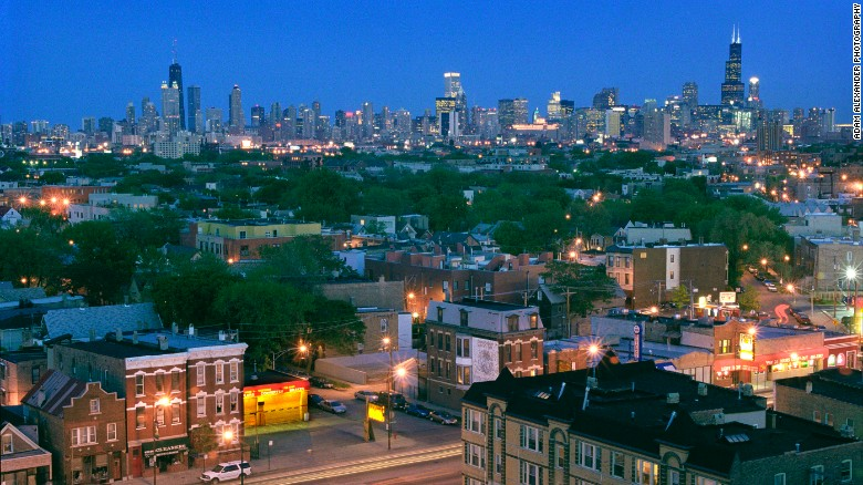 Chicago's Coolest Neighborhoods