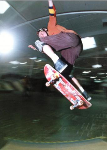 Powell Skatezone 1991