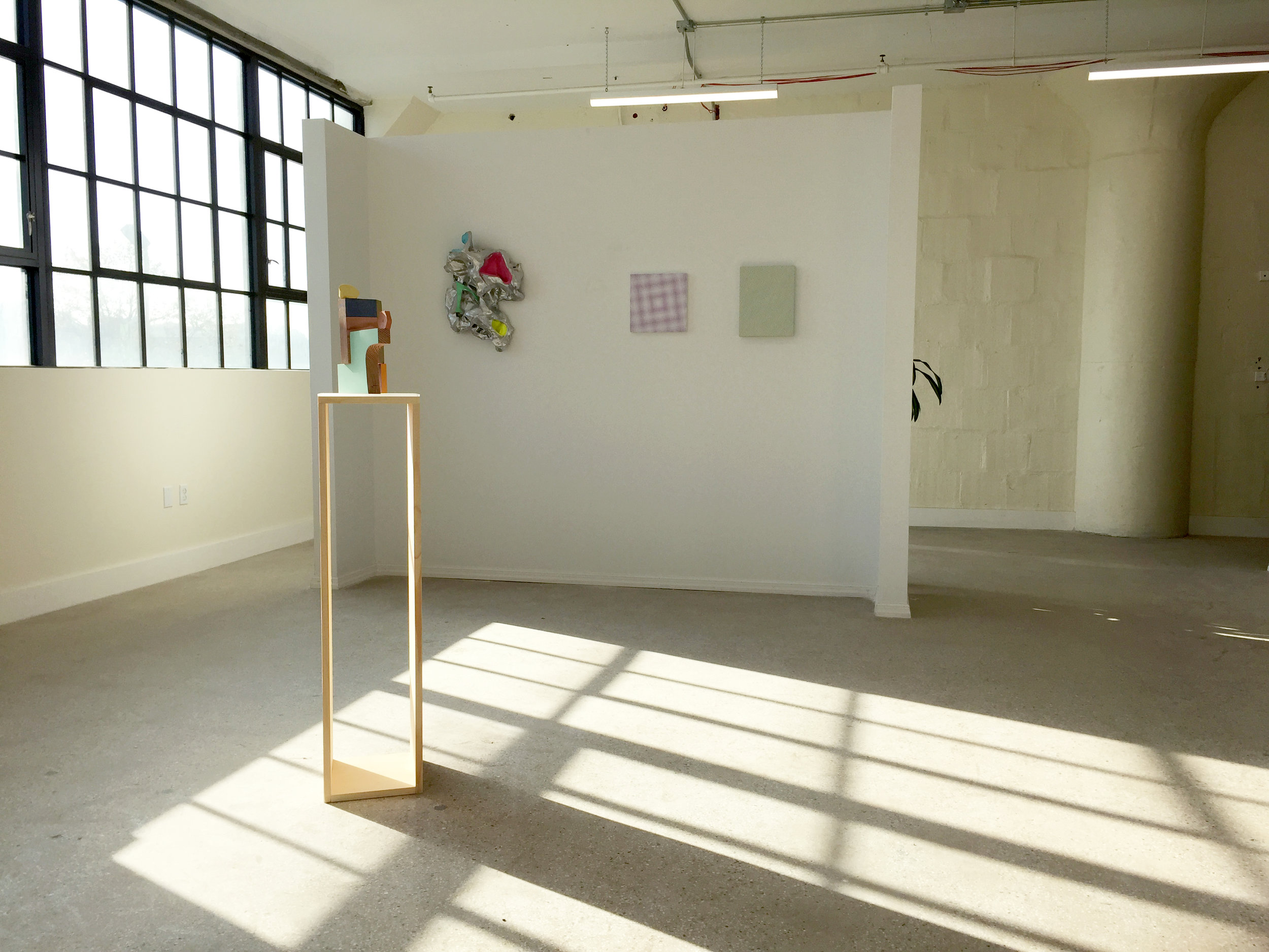 Open studio flex space at 850 3rd