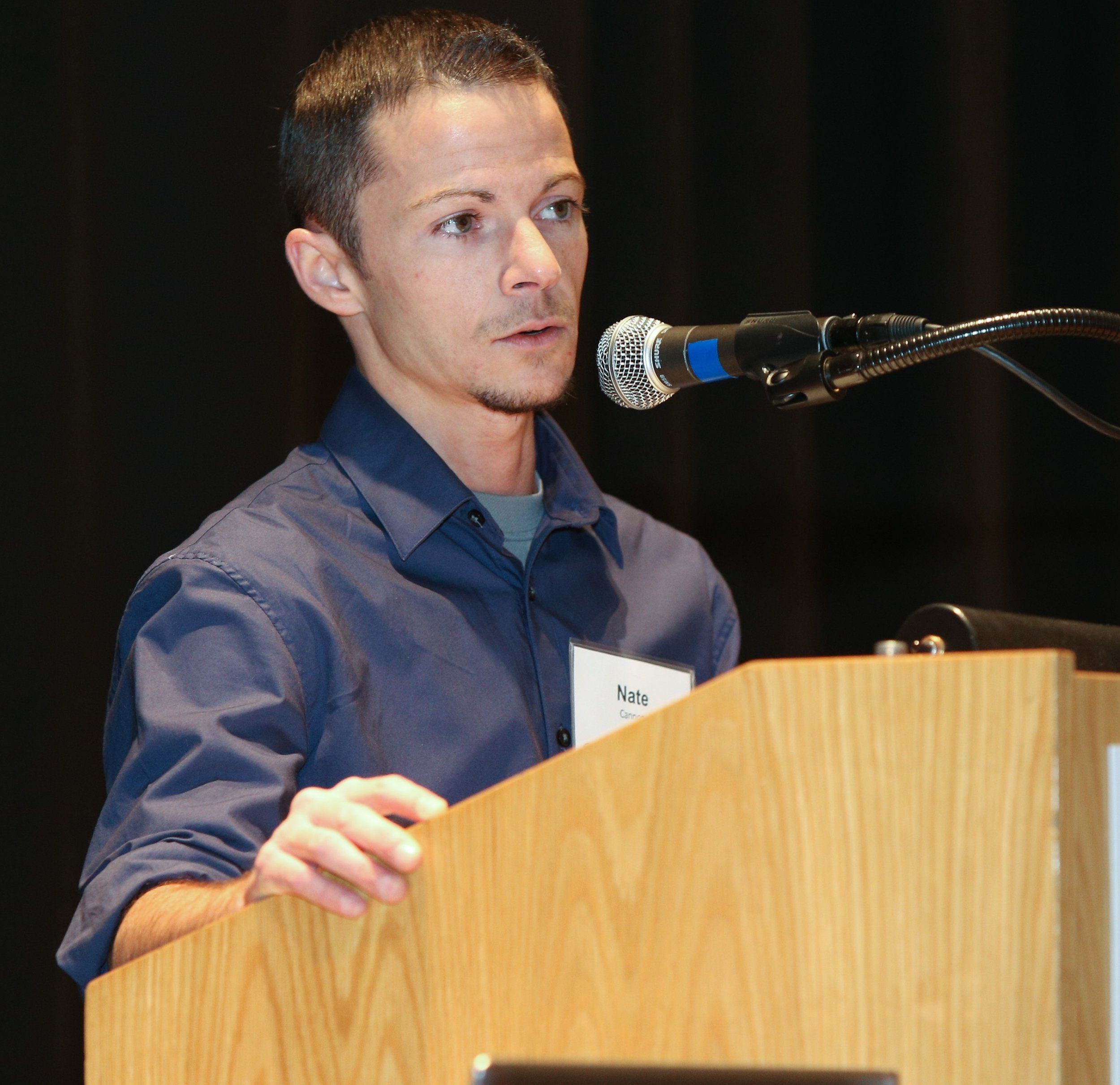 2015 nami state conference award acceptance speech