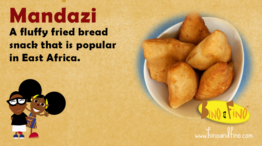 12: Mandazi – A fluffy fried bread snack that is popular in East Africa.