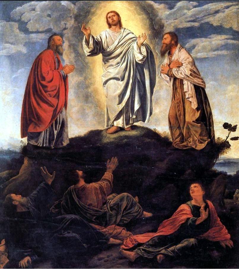 """""""Transfiguration"""" byGiovanni Girolamo Savoldo (1480-1548)"""