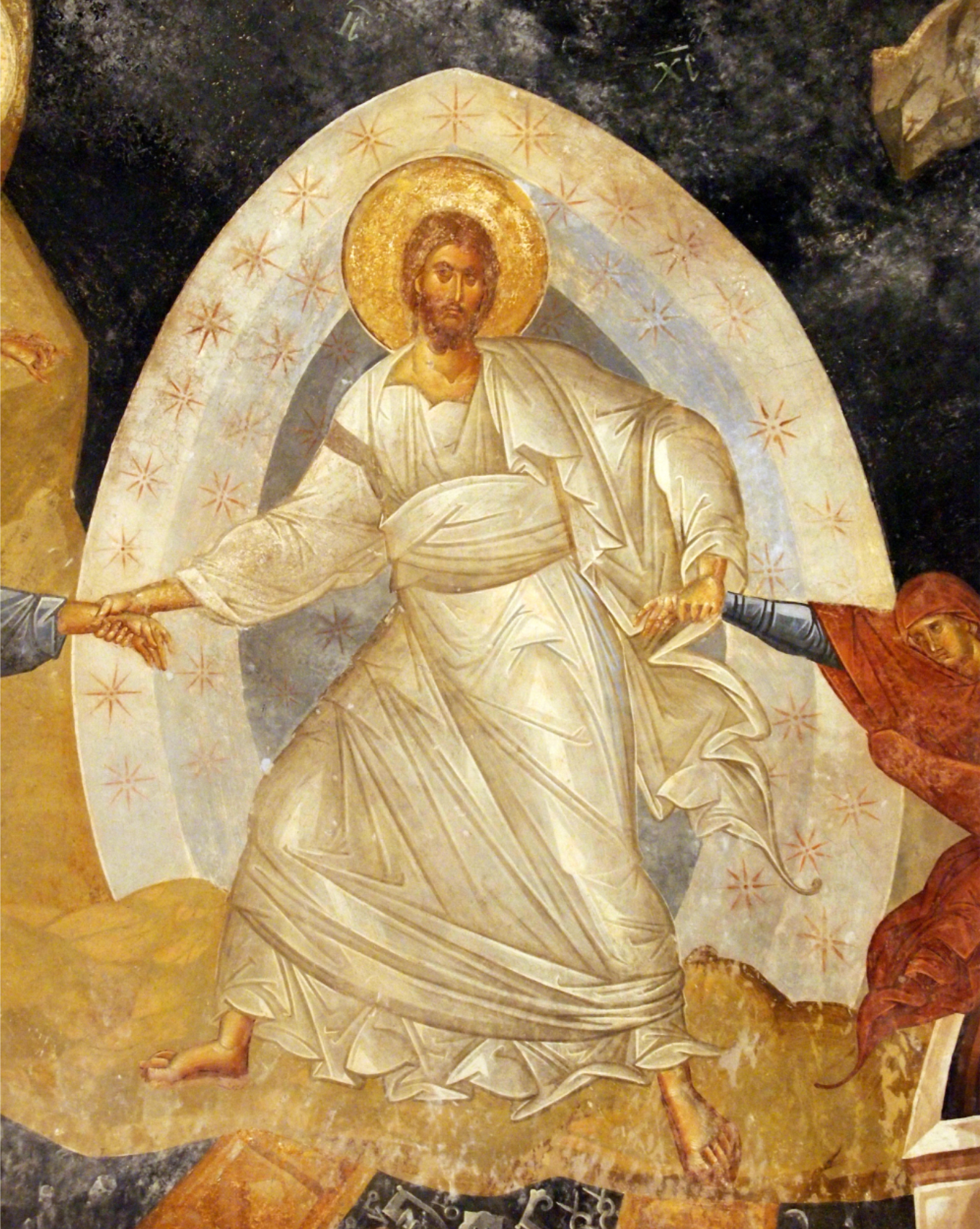 """Anastasis (Resurrection)"" from Chora Church (1500s)"