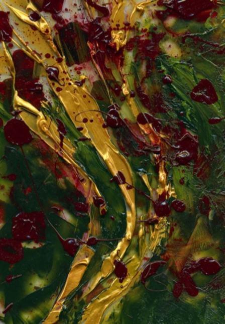 """I am the vine"" by Jan Richardson"