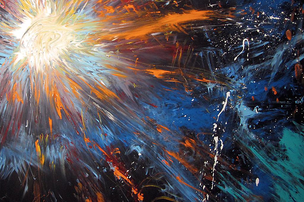 Shine Christ's Light  by Lance Brown