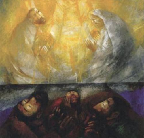 Transfiguration by Sieger Koder