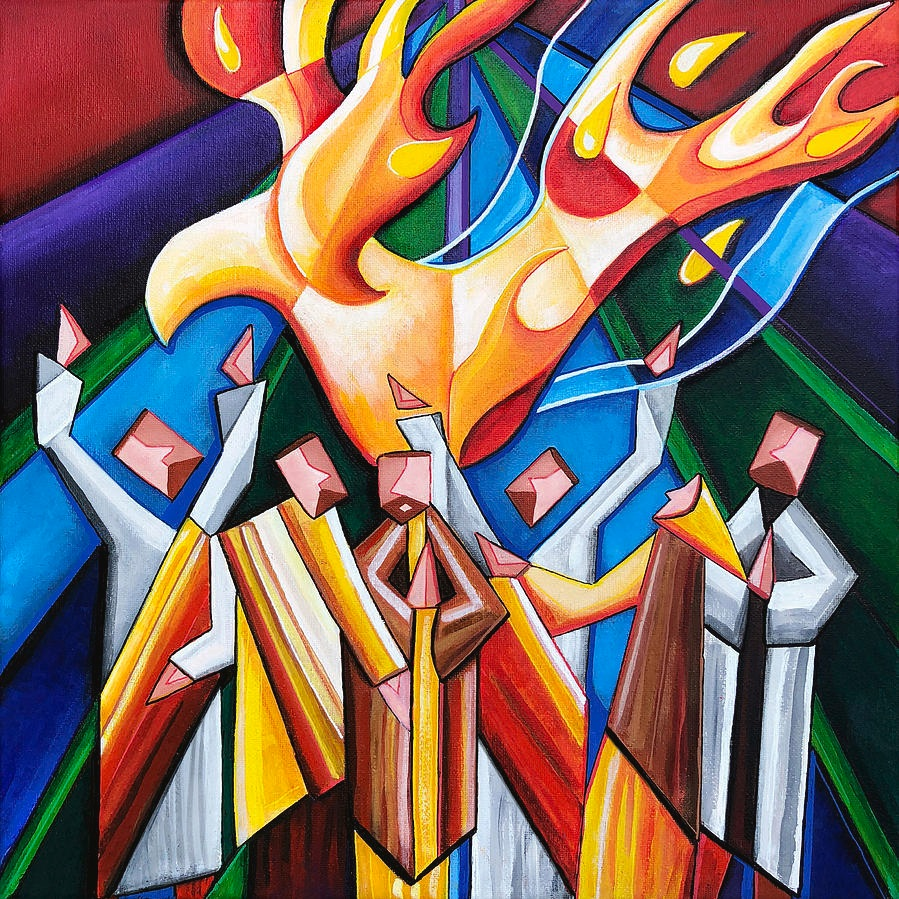 Pentecost by Jennifer Allison