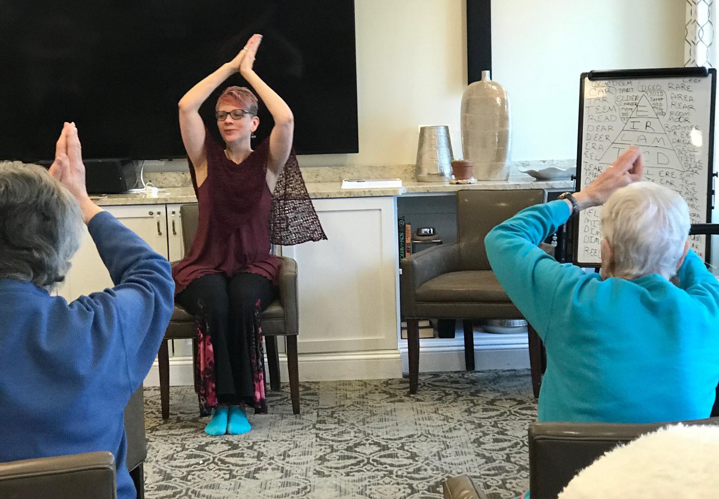 Brightview Senior Living Class, 2019