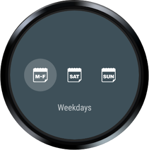 Transport Cluj Android Wear 2.0