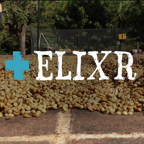 Coffee Buzz with Elixr    Elixr Coffee was one of Barbara's favorite collaborations!  She loved spending time at one of her favorite coffee shops in Philly, taking in all of the sights and smells. Elixr's coffee inspired two flavors of lip balms based off of their most popular blends.