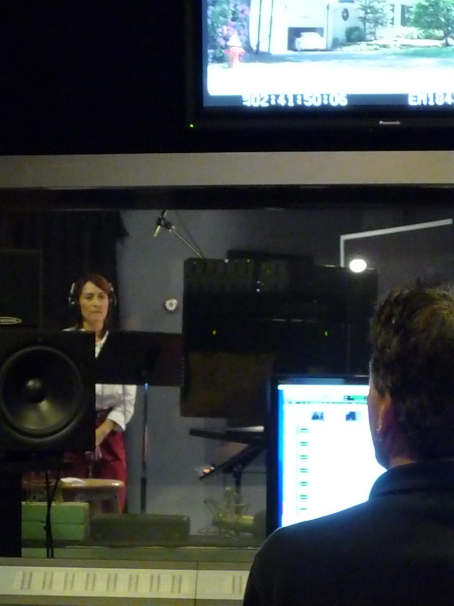 ADR @ Mix One Studios.JPG
