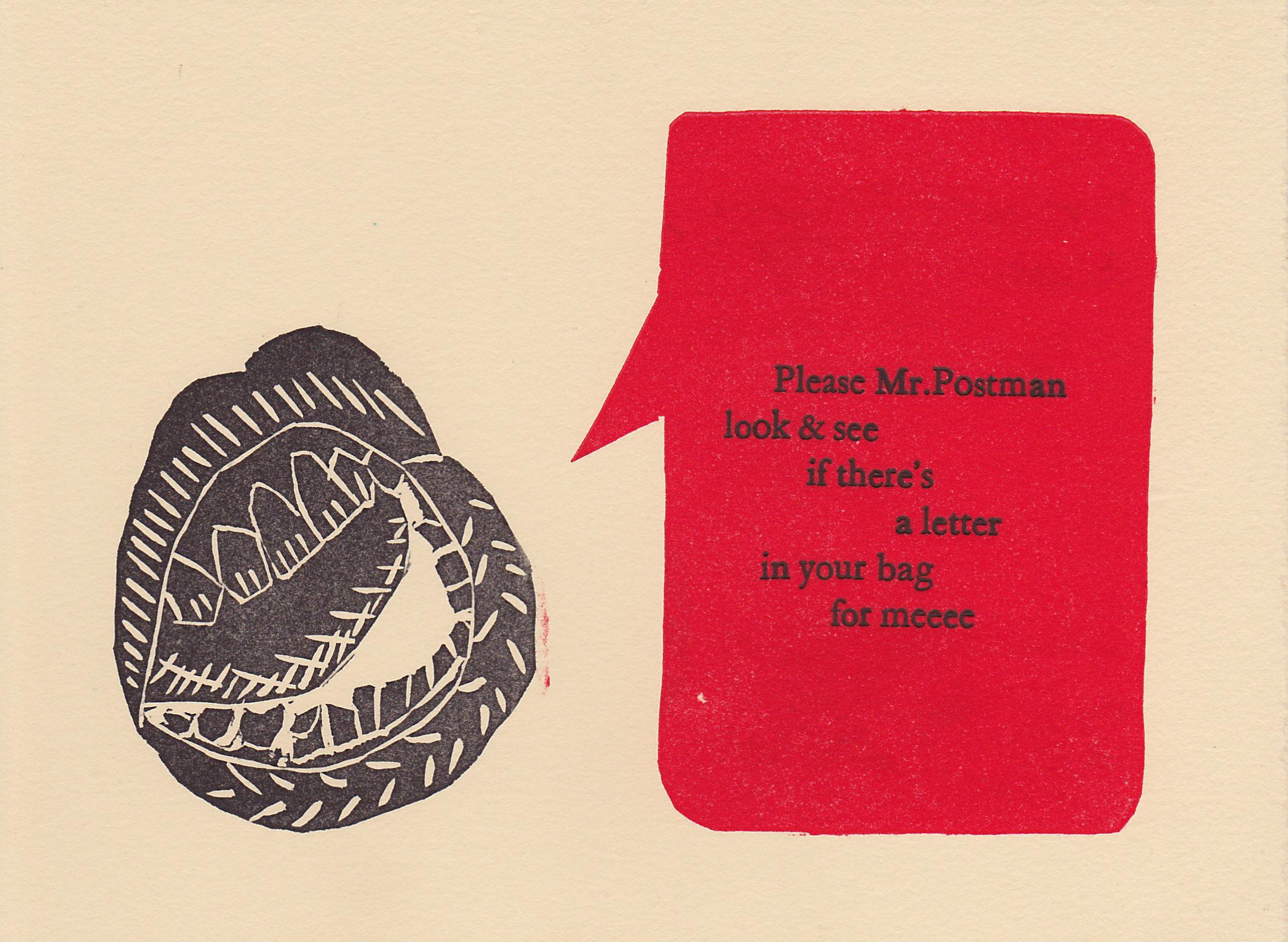 Please Mr. Postman, 2009