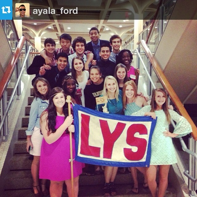 "Here is a repost from @ayala_ford! So happy to have had you at #LYS! #LYS2014 #NMIAI --- ""Just got home from Louisiana; I truly was blessed to be put in with such an amazing group; The Giraffes. I'm thankful for everything that happen to me during this week, I know I learned a lot about everyone surrounding me and about myself. I learned that sometimes you need to just take a deep breath and a leap of faith to truly discover your identity. I miss every single one of you already!! I just can't wait until out reunion! One week could honestly change someone's life as it has done with mine. Thank you LYS for everything you have done for me and our fellow delegates. Not just this week, but every year this organization has part of our life. #LYS2k14 #PersonCanChange #ThankYouShellOilDeerPark #LearnToLead"""