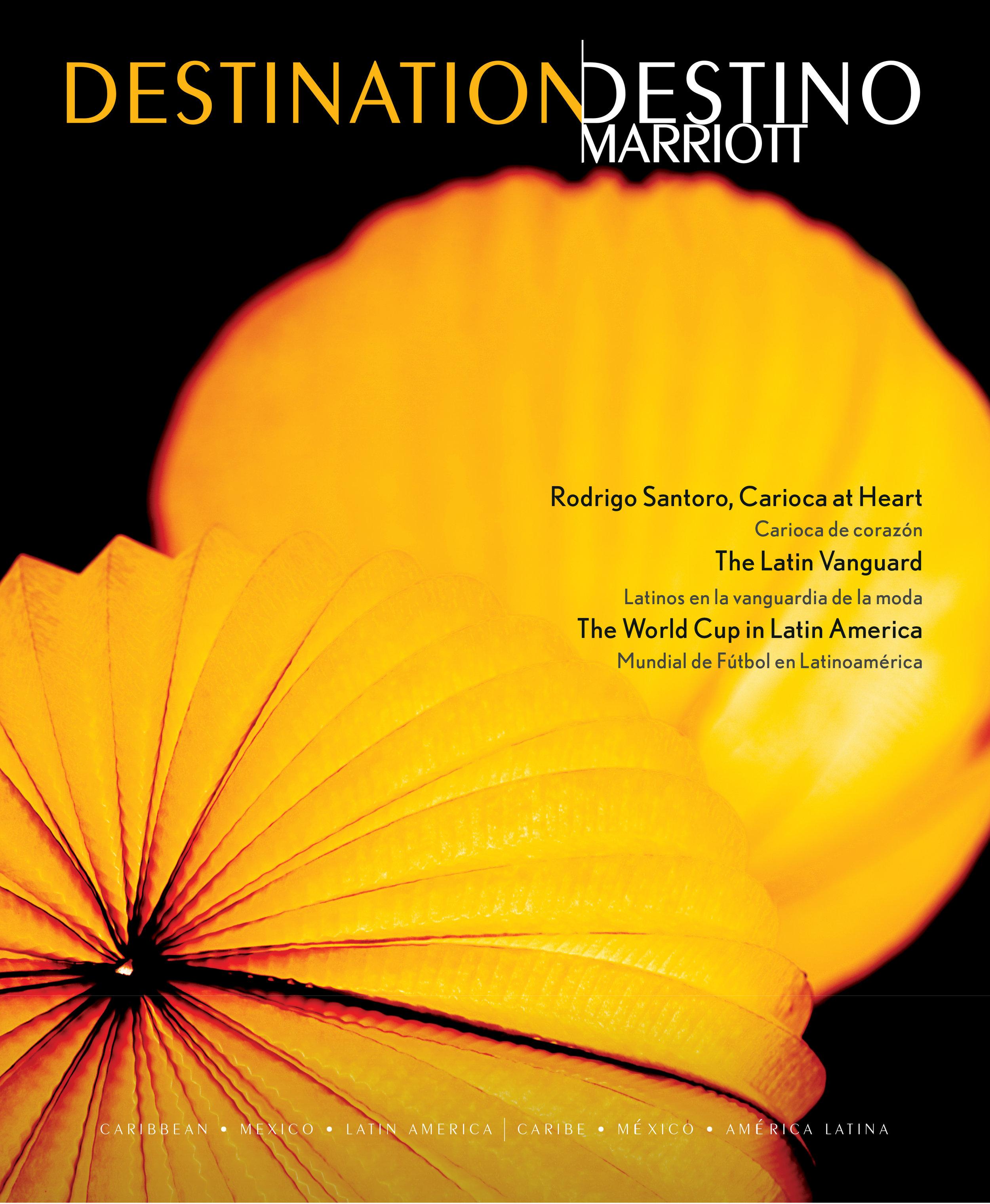 Destination/Destino Marriott