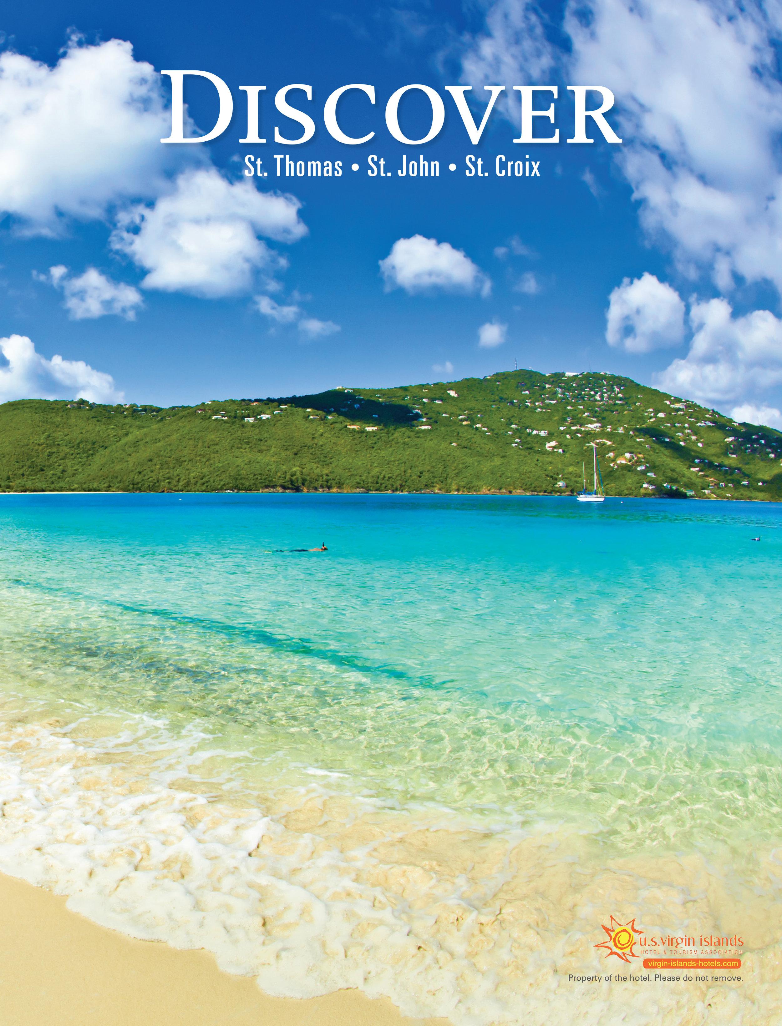 Discover St. Thomas, St. John, St. Croix