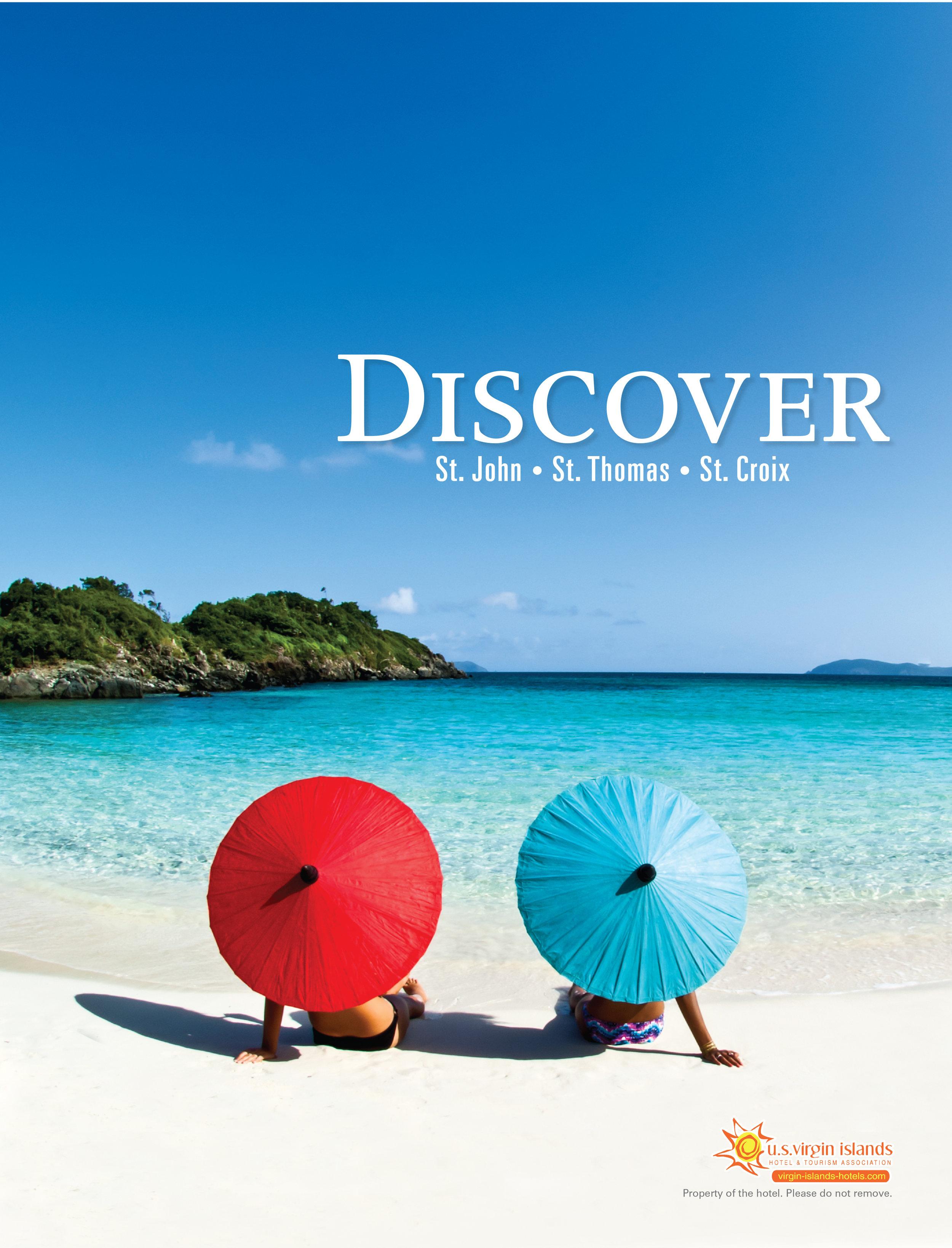 Discover St. John, St. Thomas, St. Croix