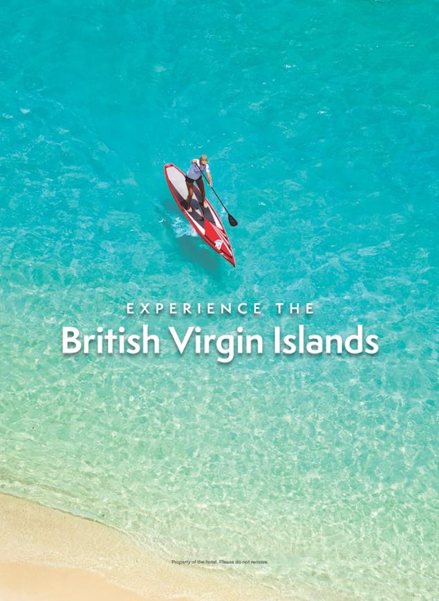 Experience the British Virgin Islands