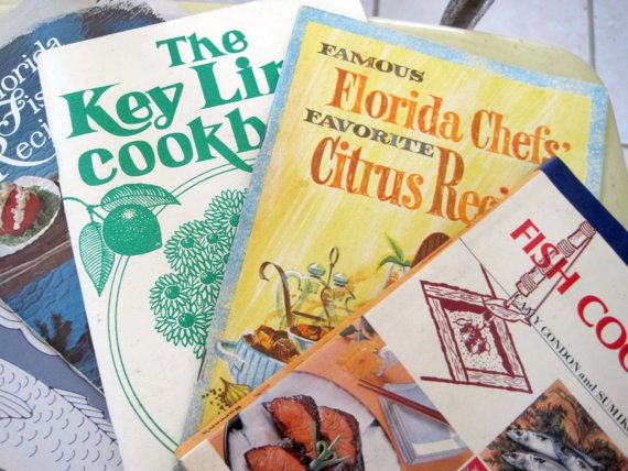 Florida cookbooks