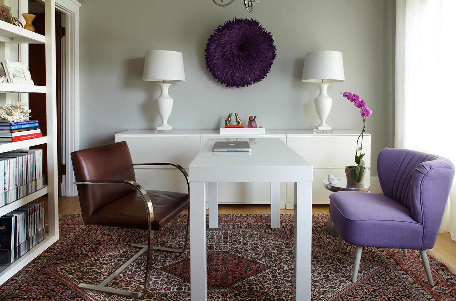 Mandarina Studio :: Boston interior design contemporary bold color