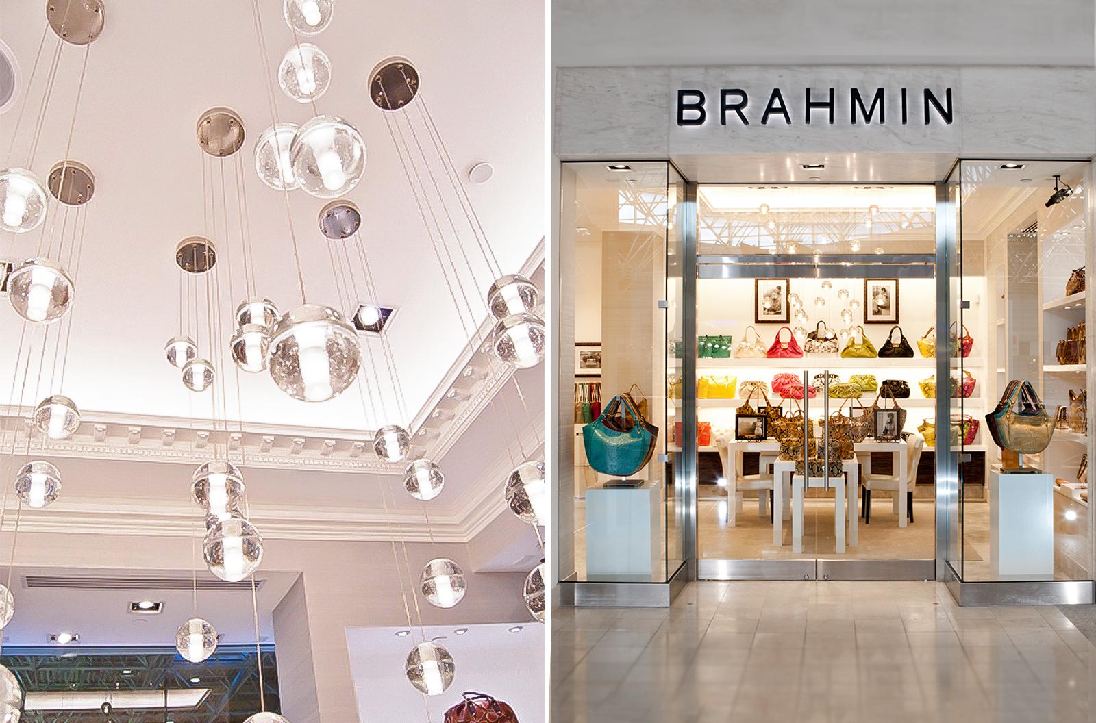 Mandarina Studio :: Brahmin commercial design contemporary bold