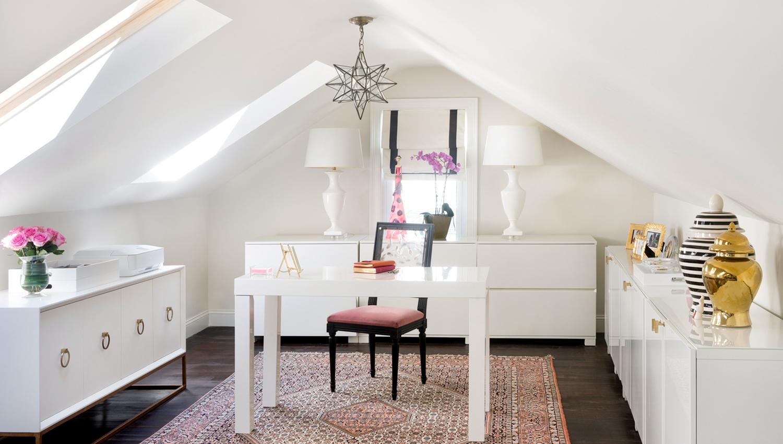 Mandarina Studio :: Boston interior design contemporary bold color office