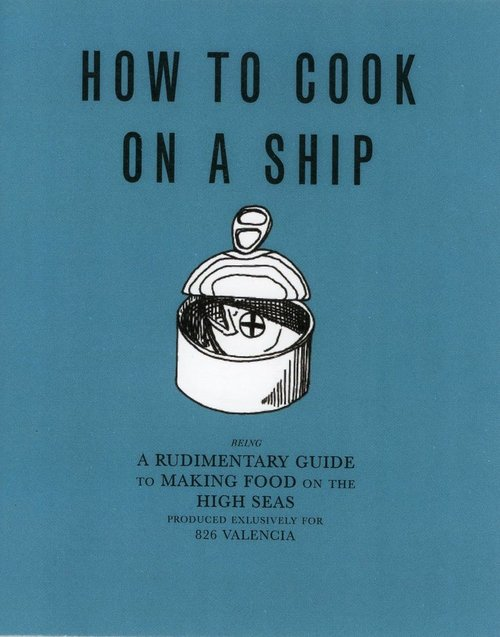 How to Cook On a Ship