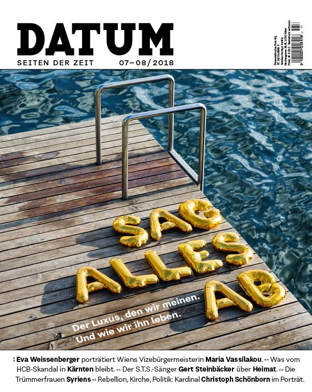 Cover DATUM