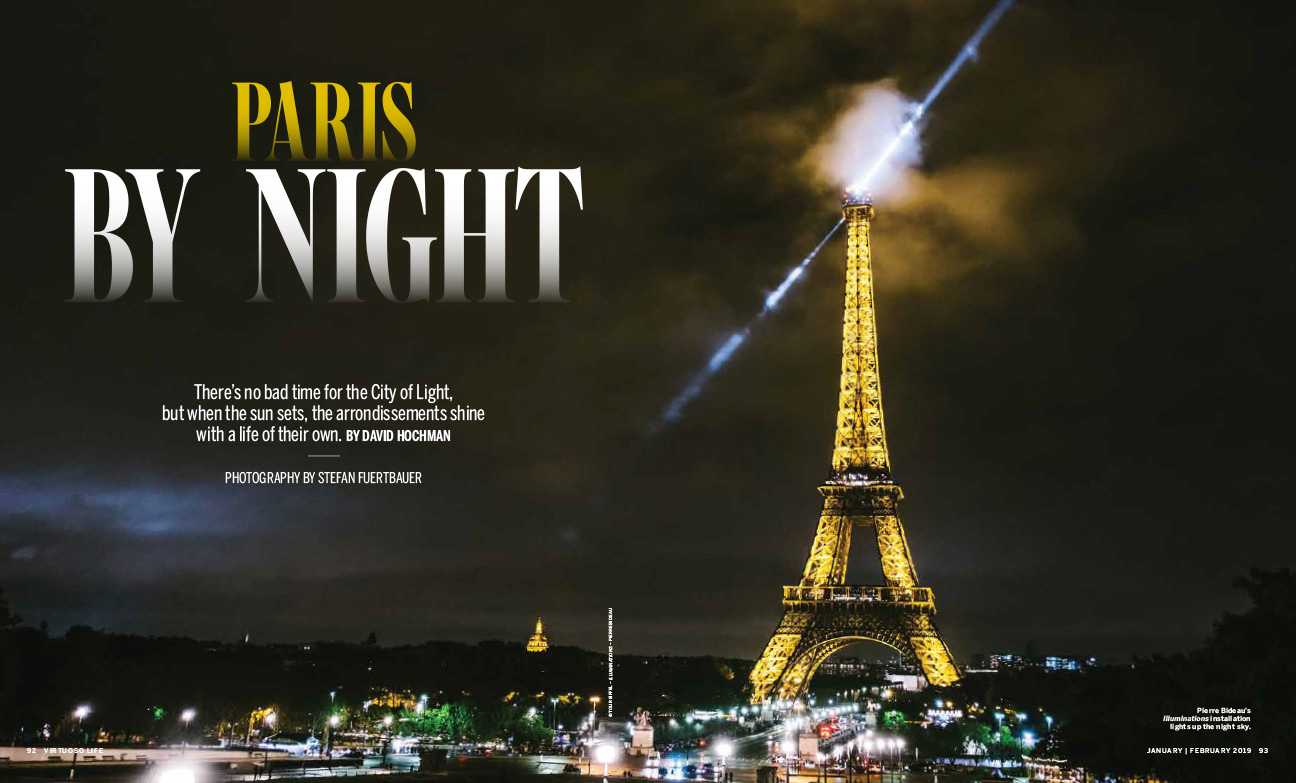 Paris / Virtuoso Life Magazine