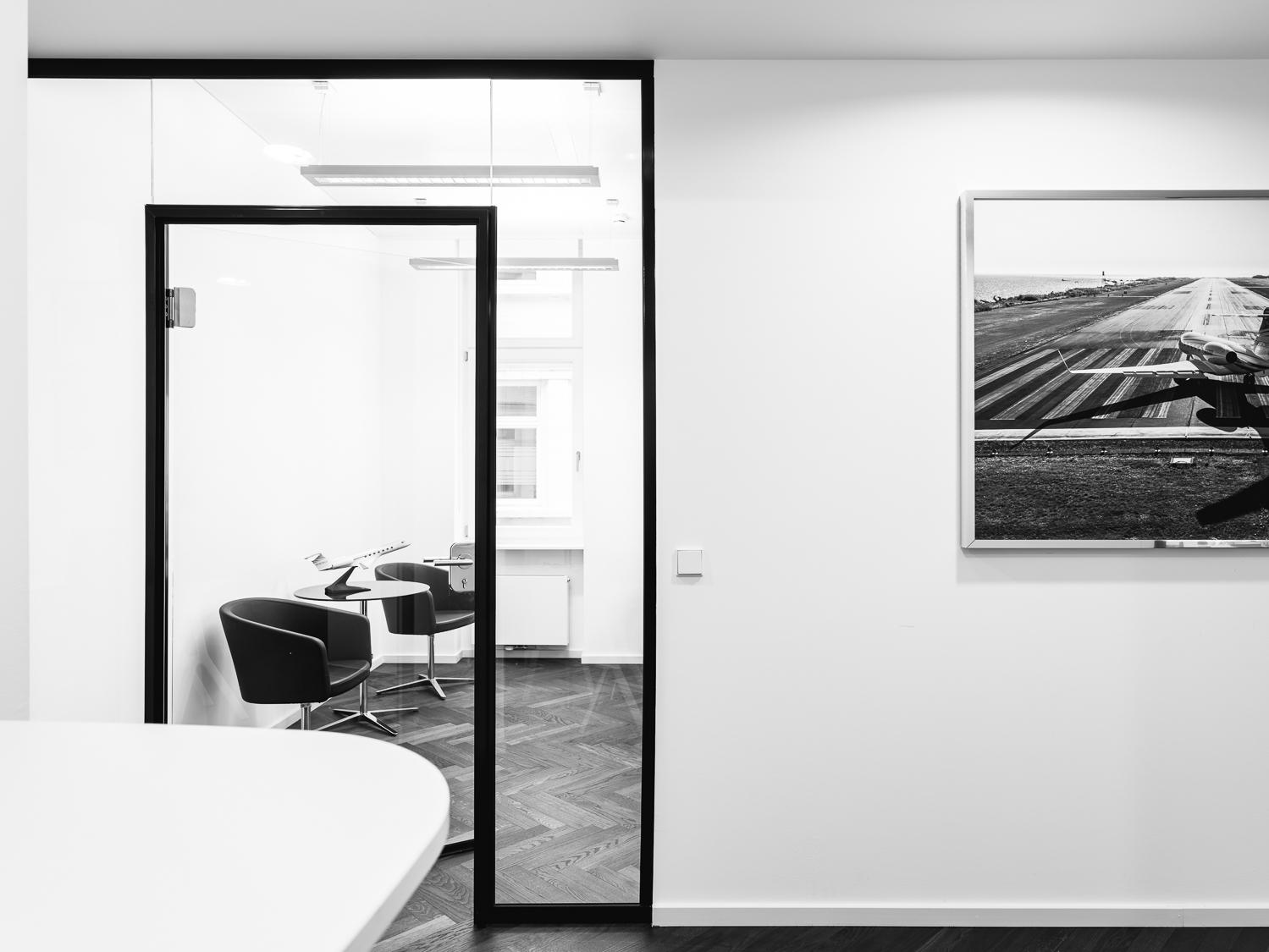 Gulfstream Industries Office in Vienna, Austria
