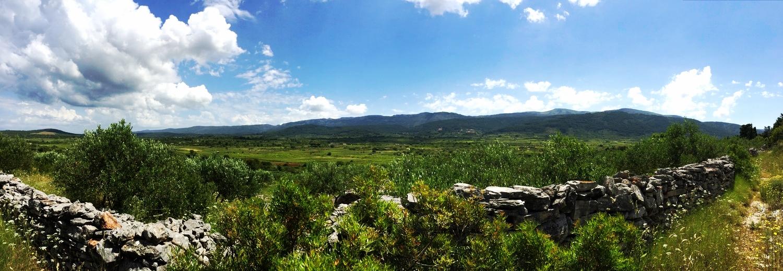 Stari Grad Plain, Hvar Island, Croatia