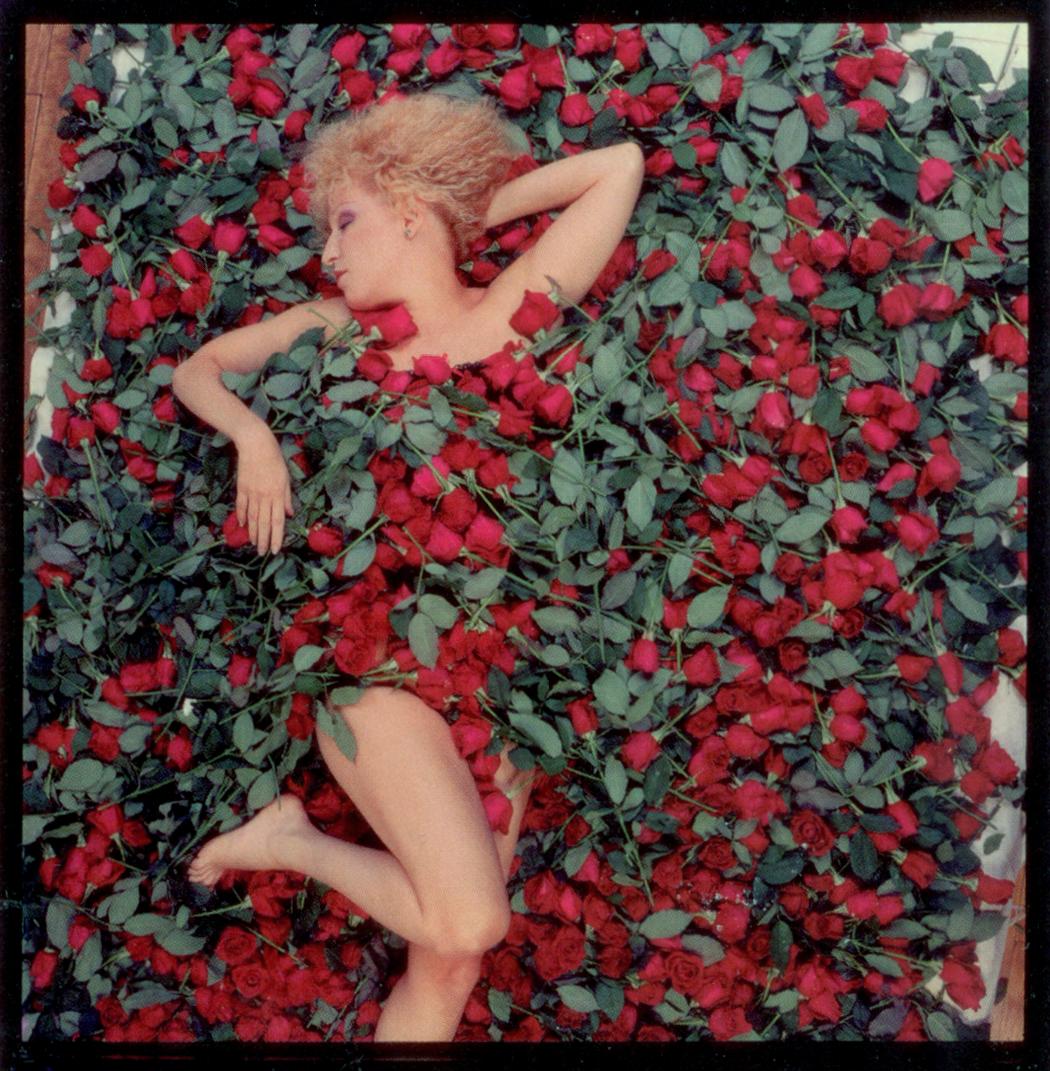 Shot by Annie Leibovitz,Bette Midler, New York City, 1979