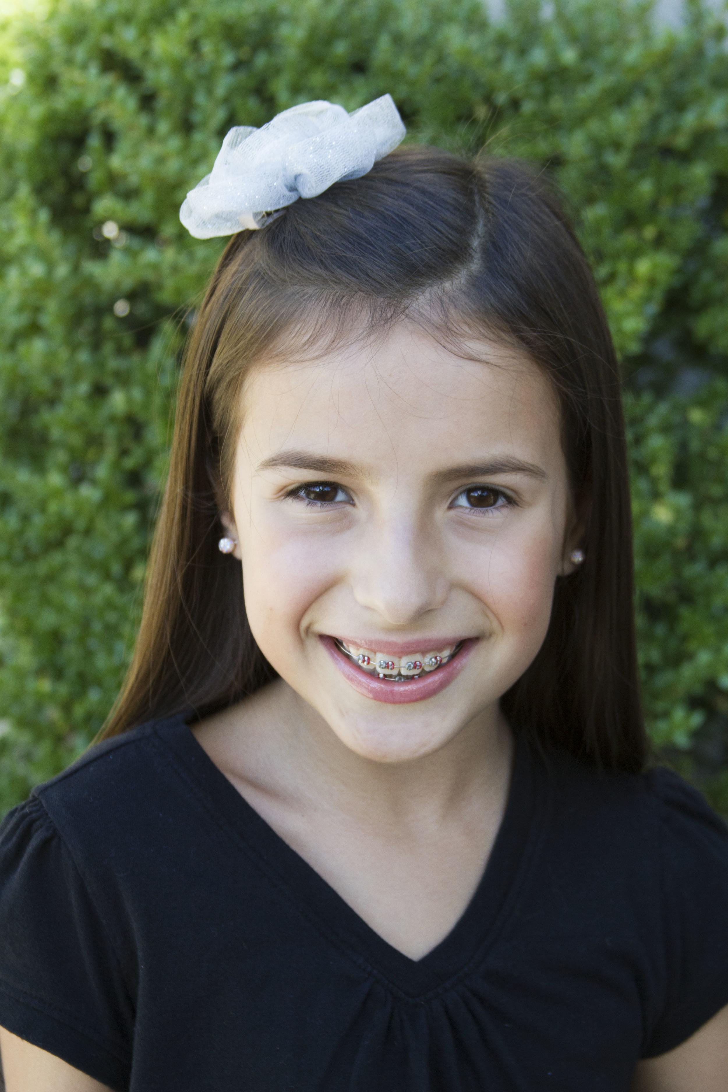 Sophia McLain, Junior Dancer