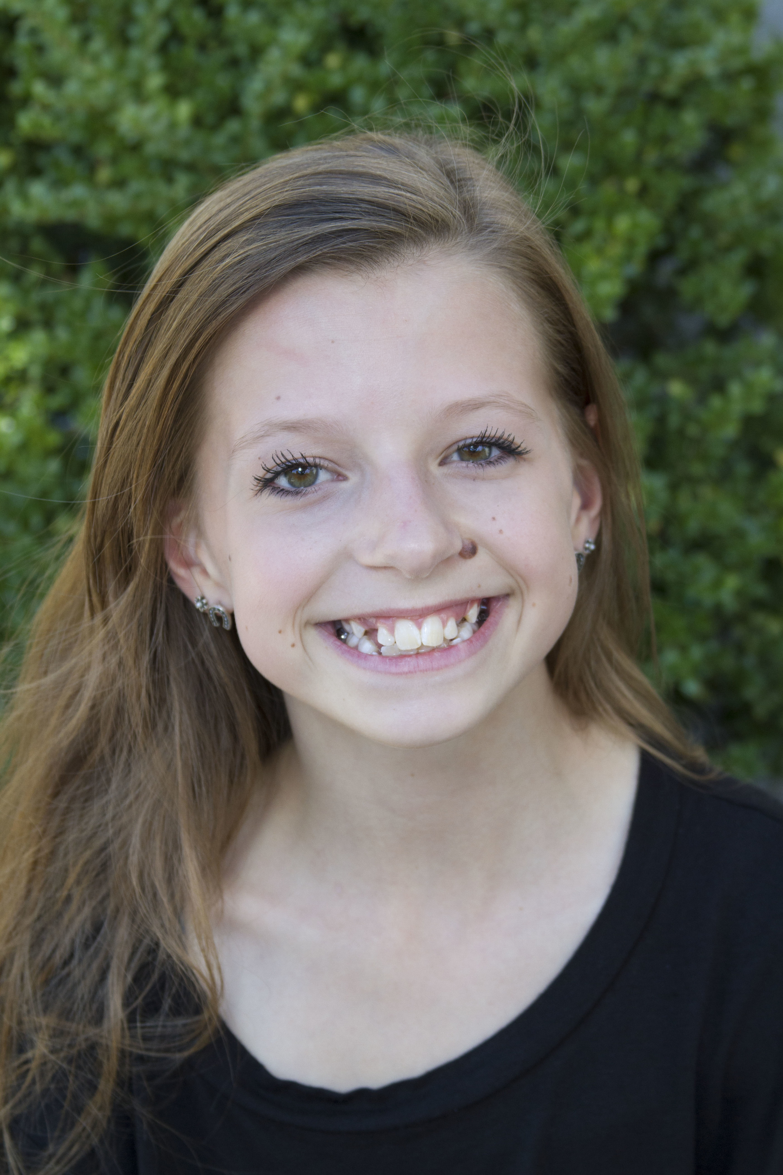 Lilly Lawrence, Senior Dancer