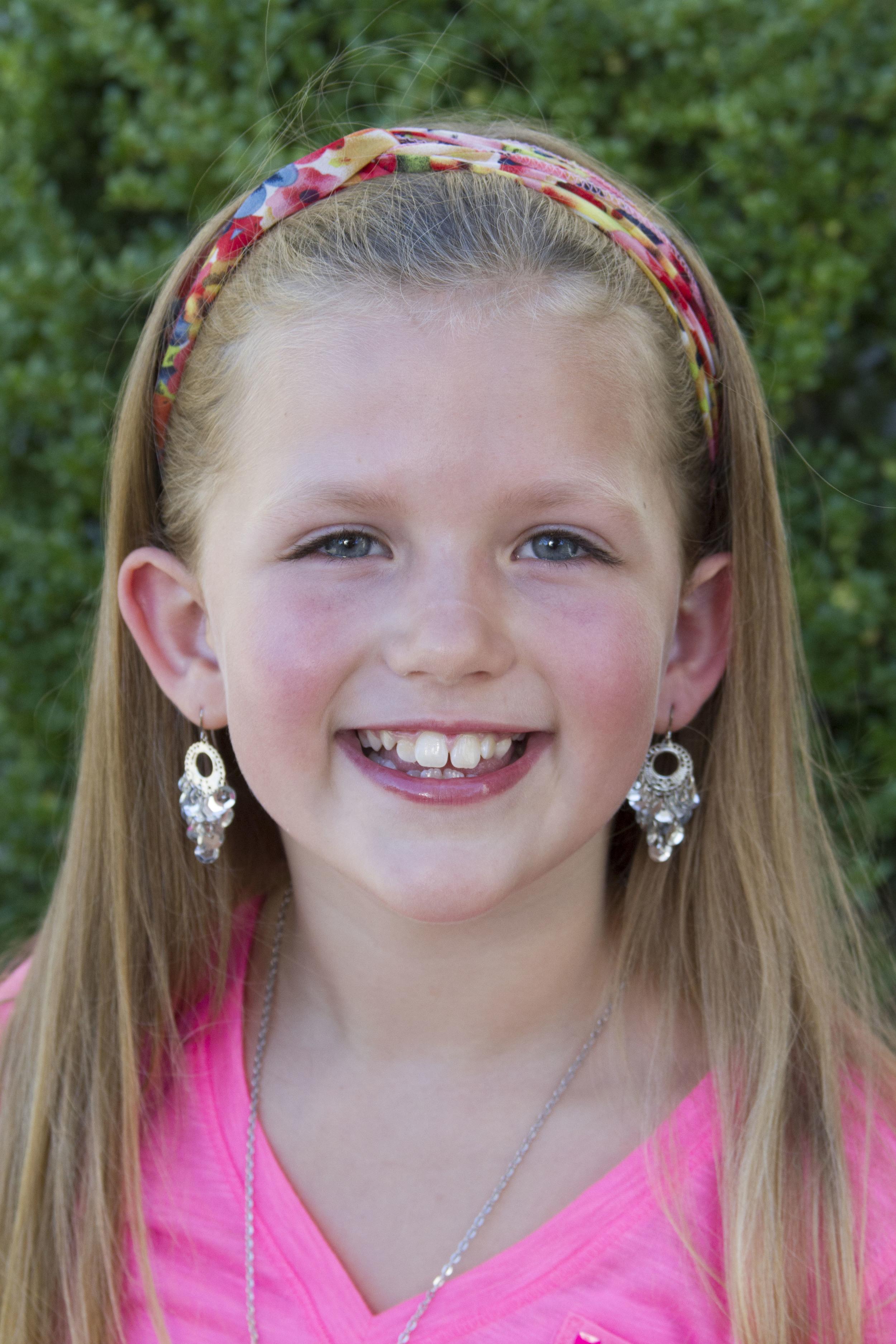 Grace Owen, Junior Dancer