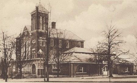 Buell Armory University of Kentucky