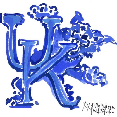 The Lilly Pulitzer UK Wildcat. My favorite thing in the history of ever.