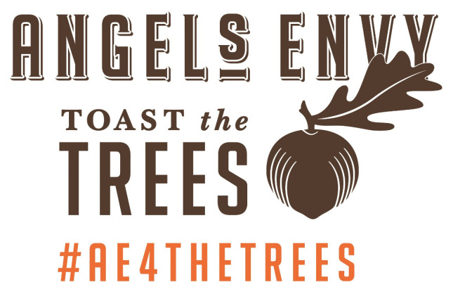 Angel's Envy Toast The Trees
