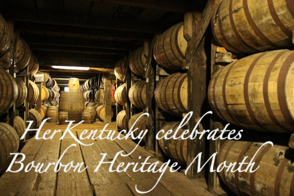 Bourbon Heritage Month | Kentucky Bourbon Whiskey | HerKentucky.com